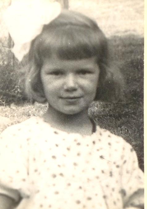 Heidi drei-jährig